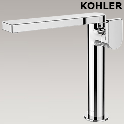 KOHLER Composed 高腳臉盆龍頭 K-73168T-4-CP
