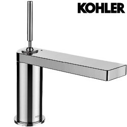 KOHLER Composed 臉盆龍頭(鈦空銀) K-73158T-4-TT