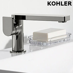 KOHLER Composed 臉盆龍頭(鈦空銀) K-73167T-4-TT